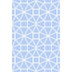 Floor Carpet and Rugs Hand Tufted, AC Concept Geometric Purple Carpets Online - ACR (24) -L, 3ftx5ft, purple