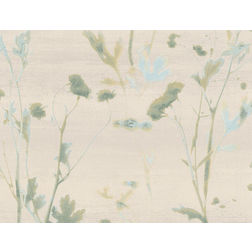 Elementto Wallpapers Floral Design Home Wallpaper For Walls, green