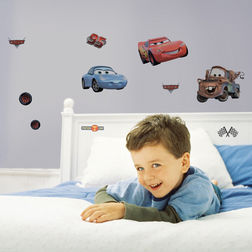 Children Wall Sticker Decofun Cars - 40263B