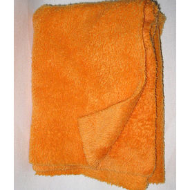 Carpro BOA 350 GSM Orange 16x16 Microfiber- A Microfiber like NONE