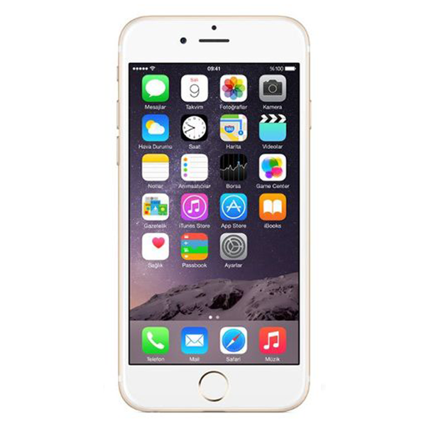 Apple iPhone 6, 64 gb,  gold