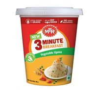 MTR Vegetable Upma Cup (Serves 1)