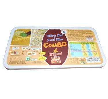 Yellow Dal Jeera Rice (Combo) 107gms