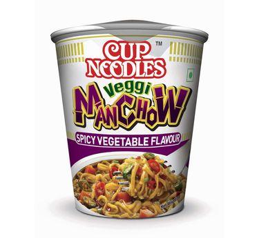 Cup Noodles Veggie Manchow 70g Nissin