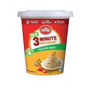 MTR Vegetable Upma Cup (Serves 1)