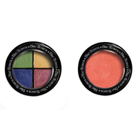 Blue Heaven Diamond Blush On 503 & Eye Magic Eye Shadow 604 Combo, 13 gm
