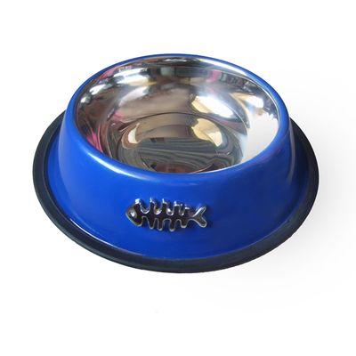 Zorba Designer Metal Bowl, large, assorted