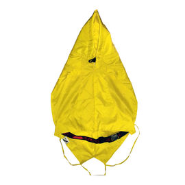 Zorba Designer Dual Protection Safety Raincoats for Medium Dogs, yellow, 22 inch