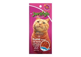 JerHigh Super Delicious Jinny Tuna Cat Snack, 40 gms