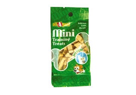 All4Pets Milk Flavoured Training Treats for Dogs, 50 gms