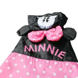 Disney Waterproof Designer Raincoats for Small Breed Dogs, minnie , 16 inch