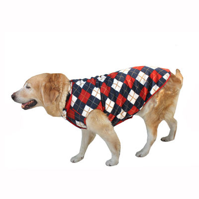 Zorba Designer High Quality Winter Coat for Giant Breed Dogs, blue, 30 inch