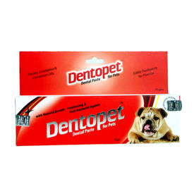 Dentopet Dog Toothpaste, 70 gms