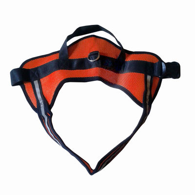 Puppy Love Working Dog Harness for Giant Dogs, red