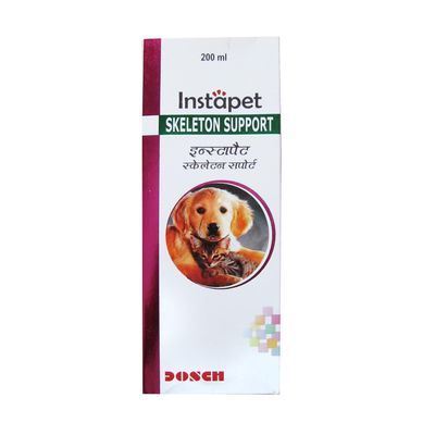 Dosch Skeleton Support Dog Supplement, 200 ml
