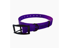 Puppy Love TPU Neon Collar for Medium Breed Dogs, yellow