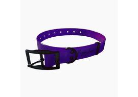 Puppy Love TPU Neon Collar for Medium Breed Dogs, yellow