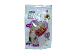 Super Bite Chicken Bites Cat Treat, 70 gms