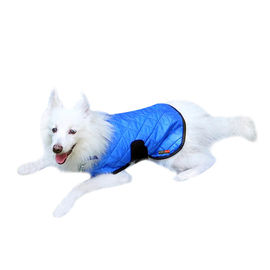 Hydro Kyle Dog Cooling Coat for Small Breed Dogs, blue, small