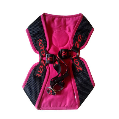 Zorba Designer Body Harness for Medium Dogs, pink, 22 inch