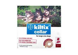 Bayer Kiltix Ticks and Fleas Collar, large