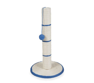 Trixie Scratching Post for Kittens and Cats, blue