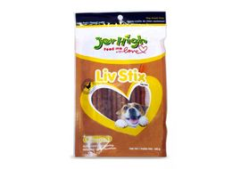 JerHigh Liv Stix Dog Treat, pack of 3