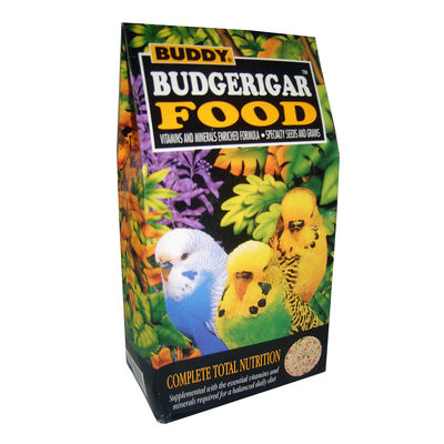 Buddy Budgerigar Bird Food, 750 gms