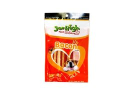 JerHigh Bacon Dog Treat, pack of 3
