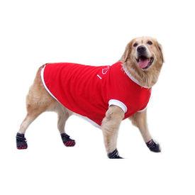 Zorba Designer Faux Leather Cozy Shoes for Medium Breed Dogs, medium
