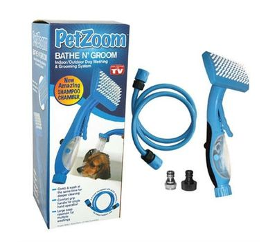 PetZoom Bathe & Groom Shower System for Pets, universal