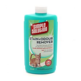 Simple Solution Cat Stain and Odour Remover, 500 ml