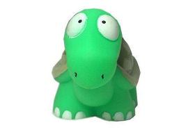 Karlie Vinyl Turtle Squeaky Dog Toy, 4.5 inch
