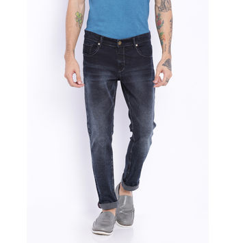 Breakbounce Irvin Blue/Black Denim,  blue black rinse, 32