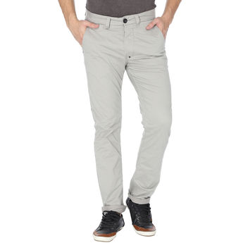 Breakbounce Boons Slim Fit Trouser, cement, 34
