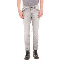 HEATH LNS GREY Slim Fit Solid Jeans,  grey, 34