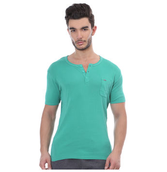 Breakbounce Same Slim Fit T Shirt,  virture green, xxl
