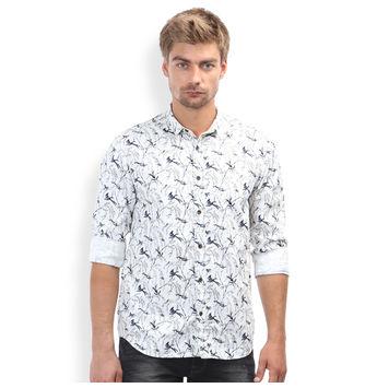 Breakbounce Frail Men's Casual Shirt, xl,  cream