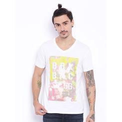 Breakbounce Chanwino Slim Fit T-Shirt,  albus white, m
