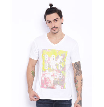 Breakbounce Chanwino Slim Fit T-Shirt,  albus white, s
