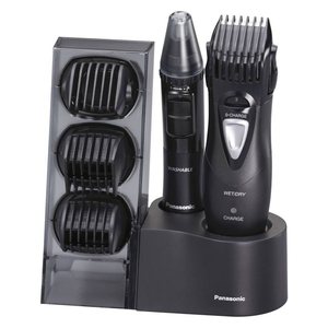 Panasonic ER-GY10-K44B Corded Trimmer (Black)