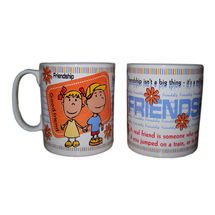Friendship Message Milk and Coffee Mugs - Good Friend, regular