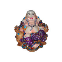 Decorative Laughing Budhdha Statue, regular