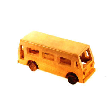 Wooden Toys - Bus, regular