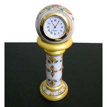 Marvellous Marble Pillar Table Watch, regular