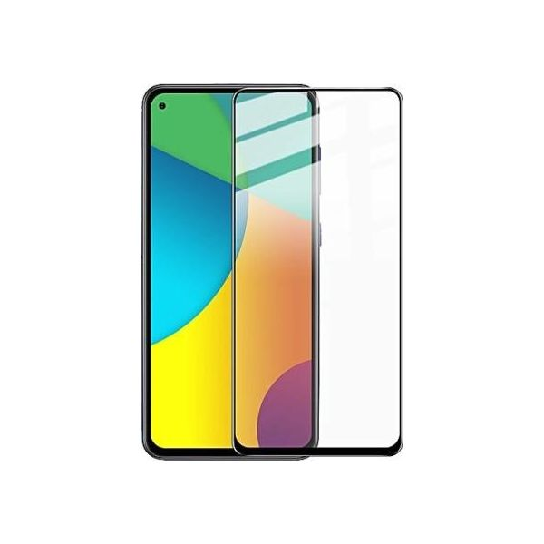 9H Hardened Edge To Edge Tempered Glass Screen Protector Screen Guard for Samsung Galaxy A60
