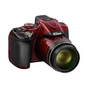 Nikon Coolpix P600 16MP Semi SLR (Red)