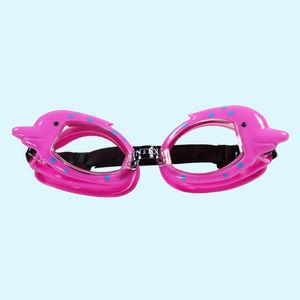 Intex Fancy Swimming Fun Goggles, 20.3   3.8   14.9 cm,  pink, pvc plastic