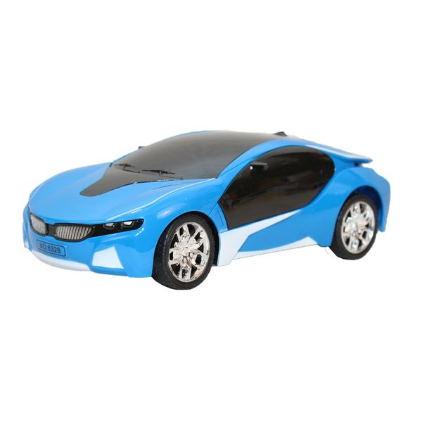 Fab5 Famous Car Rc 6328 (Blue, Pack Of 1)
