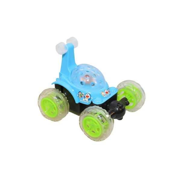 Fab5 Stunt Car 0688-Doraemon(Blue Pack Of 1)